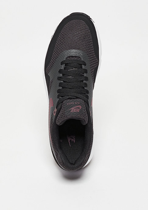 NIKE Schuh Air Max 1 Ultra Essential black/night maroon/anthracite