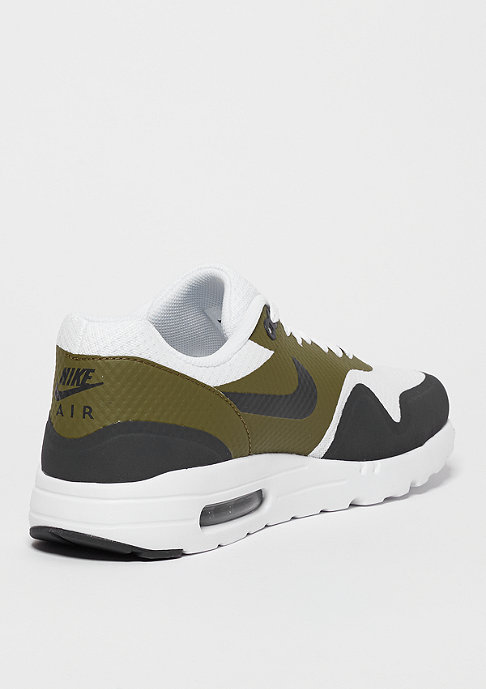 NIKE Schuh Air Max 1 Ultra Essential white/anthracite/olive flak