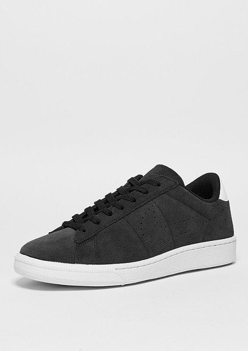 NIKE Schuh Court Classic CS Suede black/black/white