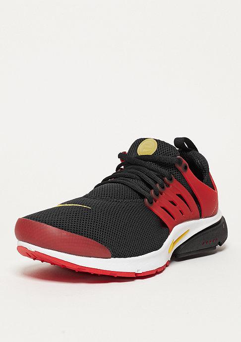 NIKE Air Presto Essential black/yellow/university red