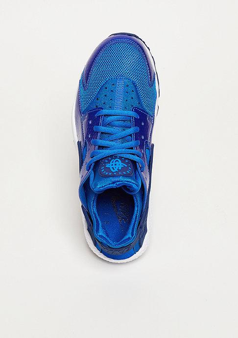 NIKE Air Huarache Run blue spark/blue/blue