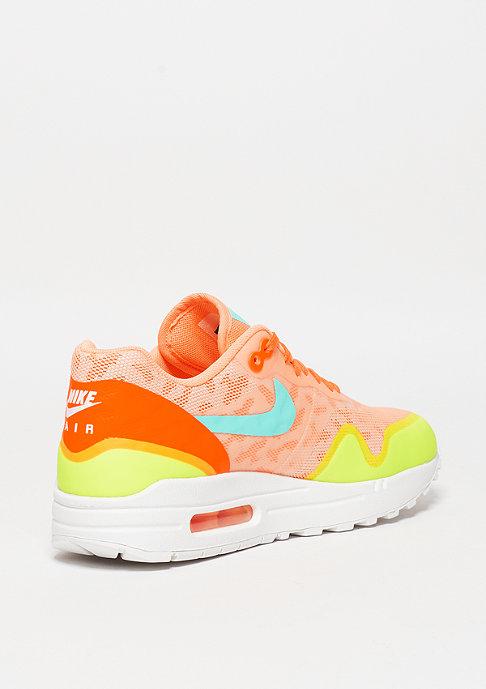 NIKE Schuh Wmns Air Max 1 NS peach cream/hyper turquoise/total orange
