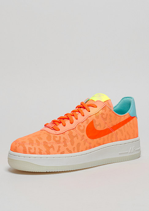 NIKE Basketballschuh Wmns Air Force 1 07 Textile Premium peach cream/total orange