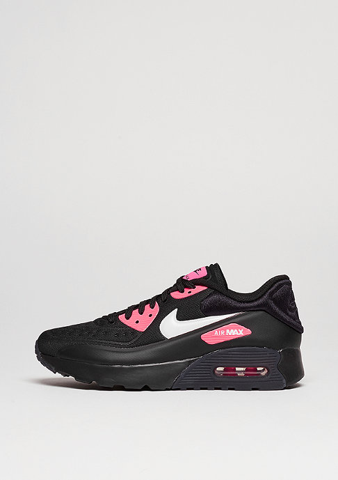 NIKE Schuh Air Max 90 Ultra SE (GS) black/white/hyper pink