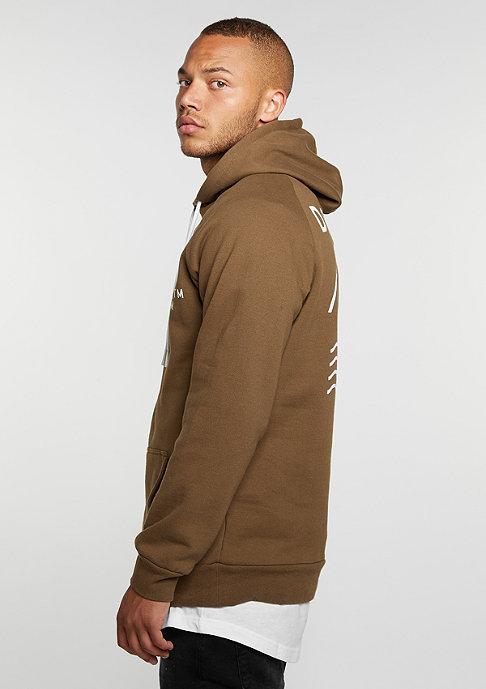 DRMTM Hooded-Sweatshirt Duck bronze
