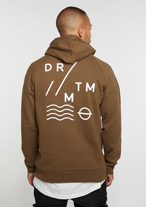 DRMTM DRMTM Hoody Duck bronze