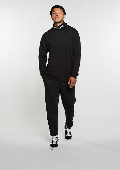 DRMTM DRMTM Knit Crew Turtleneck black