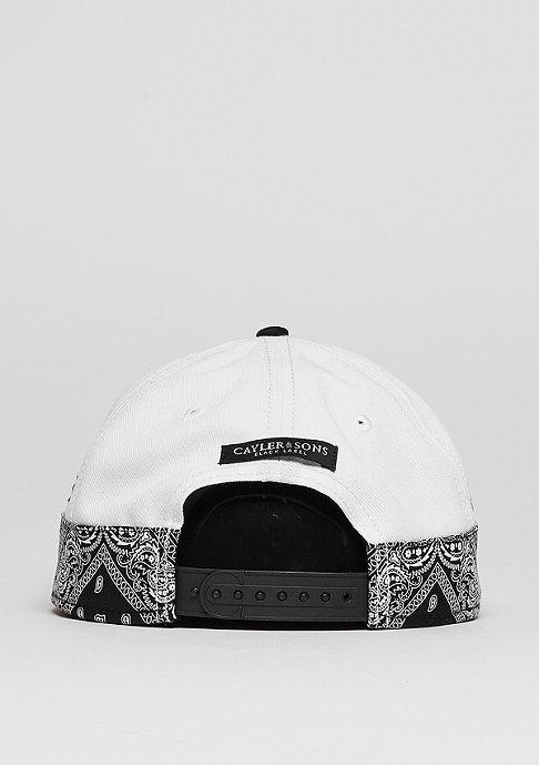 Cayler & Sons C&S CAP BL XXIII white/black