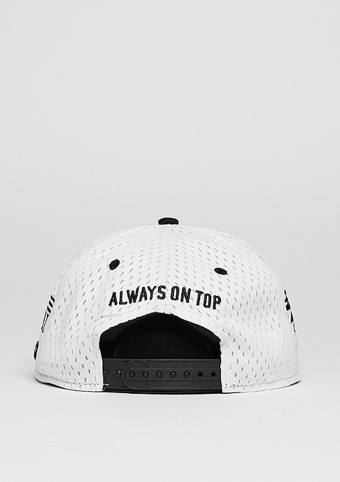 Cayler & Sons C&S CAP BL Armed N´Dangerous white/black