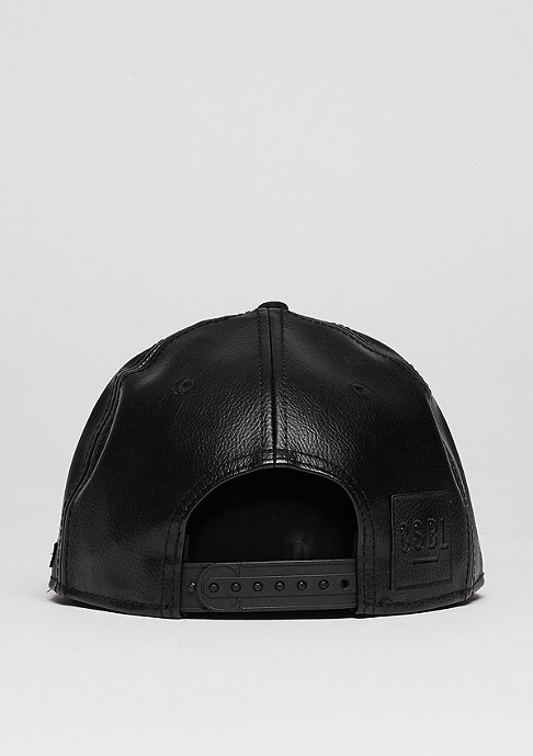 Cayler & Sons C&S CAP BL Zipped black/gold