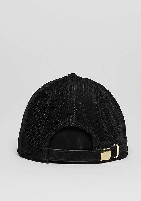 Cayler & Sons C&S CAP BL Apache Black Suede/gold