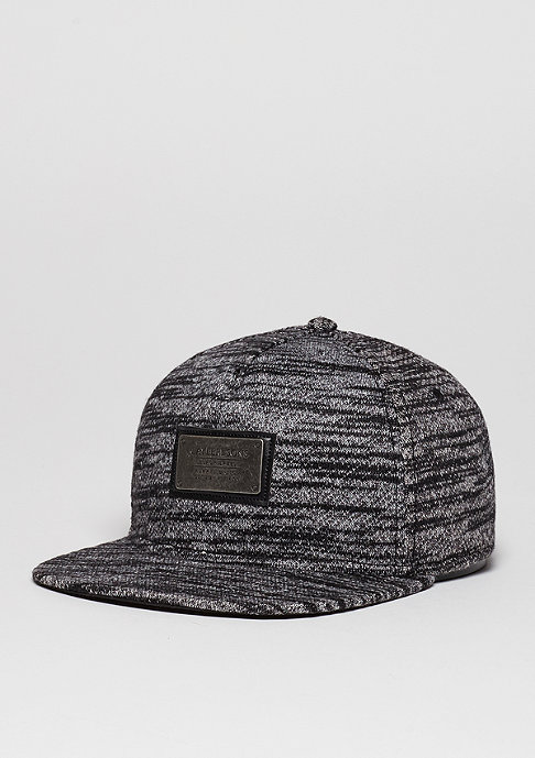 Cayler & Sons C&S Cap BL Plated black/grey knit