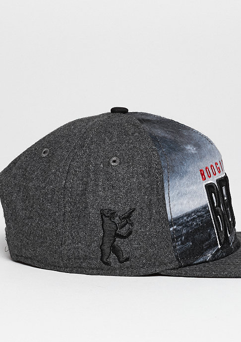 Cayler & Sons C&S Cap WL Berlin Skyline grey/mc