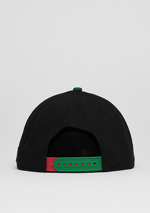 Cayler & Sons C&S CAP WL Dubai Skyline black/red/green