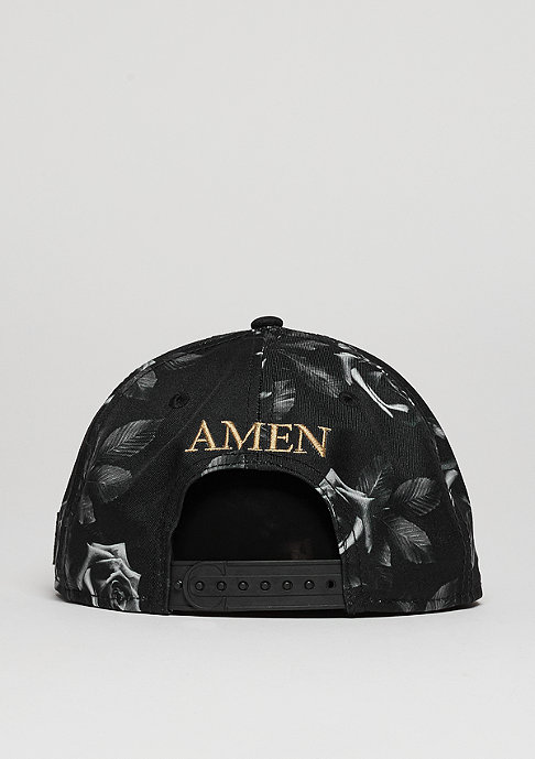 Cayler & Sons Snapback-Cap WL Amen black/gold