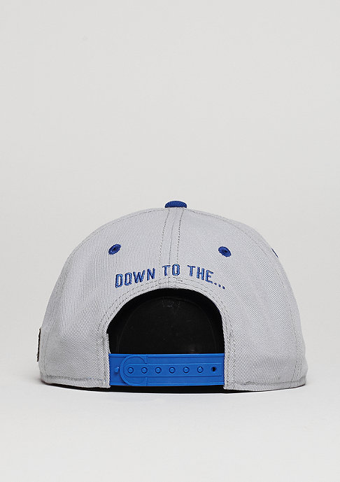 Cayler & Sons Snapback-Cap WL BK Socks grey/royal/mc