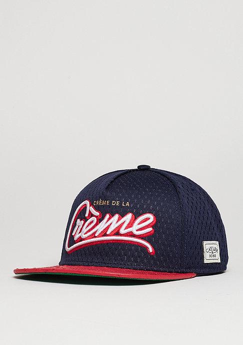 Cayler & Sons Snapback-Cap WL De La Creme navy/red/white