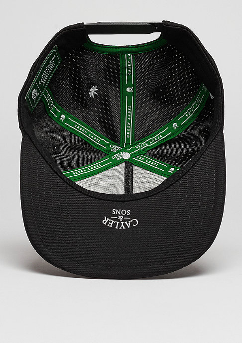 Cayler & Sons C&S CAP GL Fo Twenny black/white