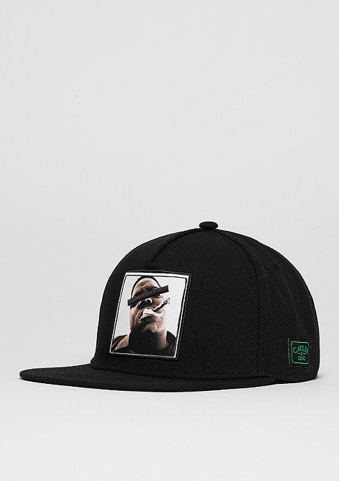 Cayler & Sons Snapback-Cap GL Bedstuy black/brown/mc