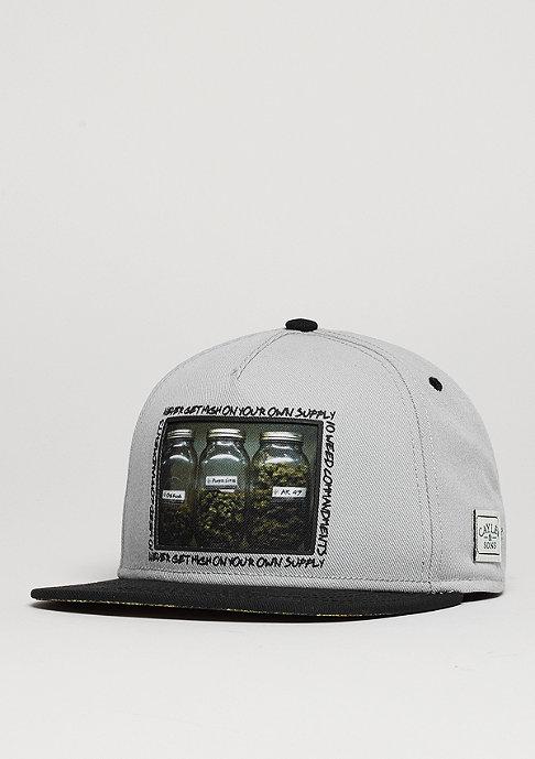 Cayler & Sons Snapback-Cap GL Own Supply grey/black/mc
