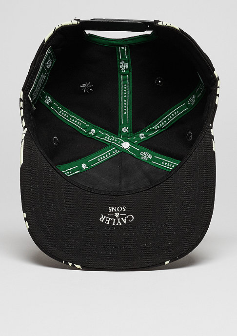 Cayler & Sons C&S CAP GL Best Budz black/glow in the dark