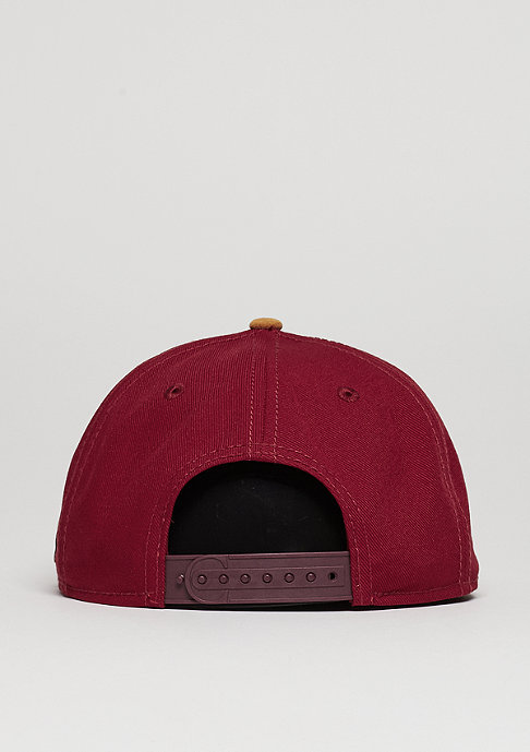Cayler & Sons C&S CAP CL BK Fastball maroon/brown/white
