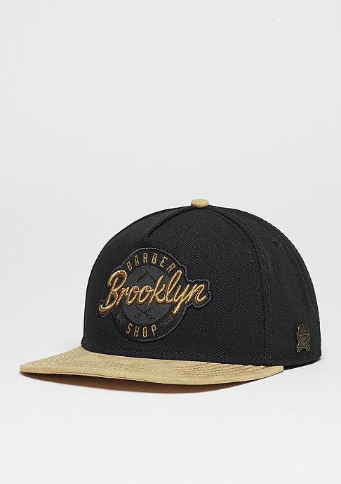 Cayler & Sons Snapback-Cap CL Barber black/gold
