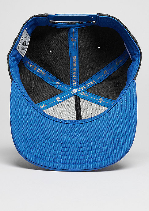 Cayler & Sons C&S Cap CL Carry On grey/royal blue/white