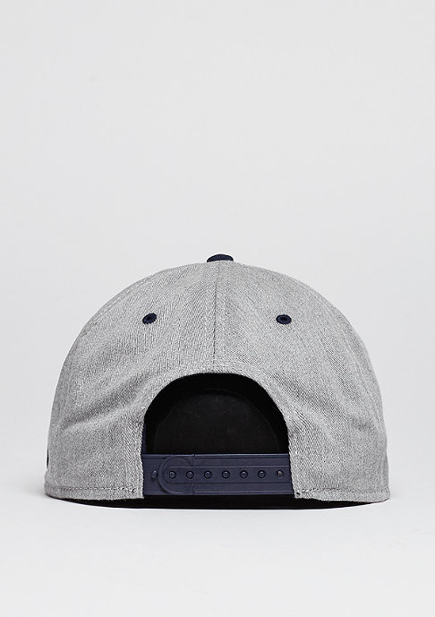 Cayler & Sons Snapback-Cap CL Cooper Label gry heather/navy/white