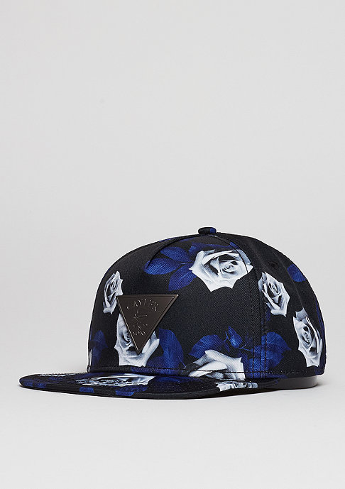 Cayler & Sons Snapback-Cap GLD Rosed Up navy/white/grey