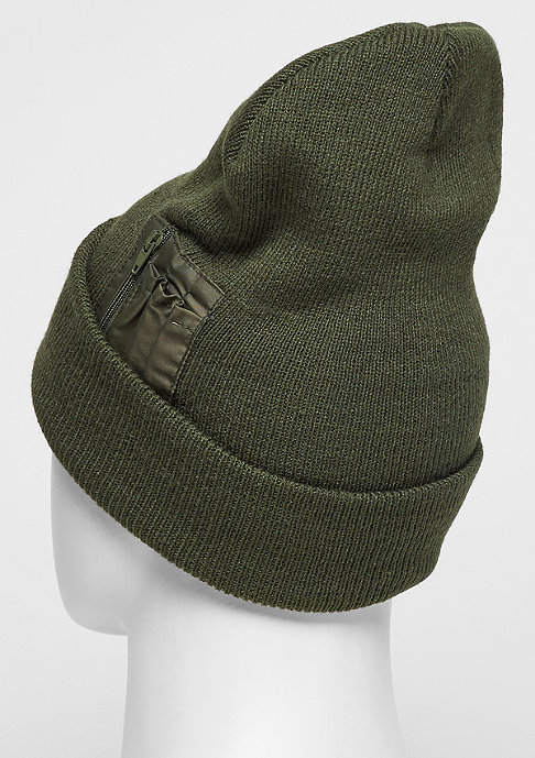 Cayler & Sons Beanie BL Flight Old School olive