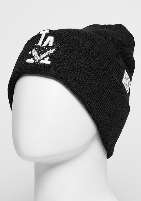Cayler & Sons C&S WL Beanie Ivan Antonov Old School black/white
