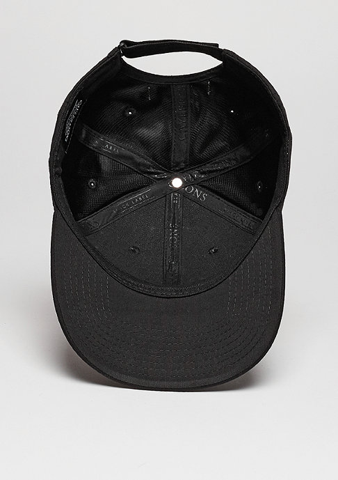Cayler & Sons C&S BL Cap Curved Black Arch black/black