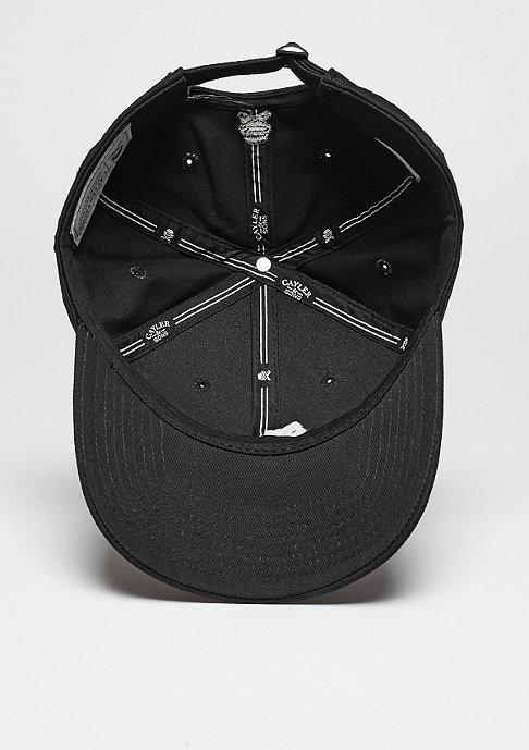 Cayler & Sons C&S WL Cap Curved Chosen One black/white