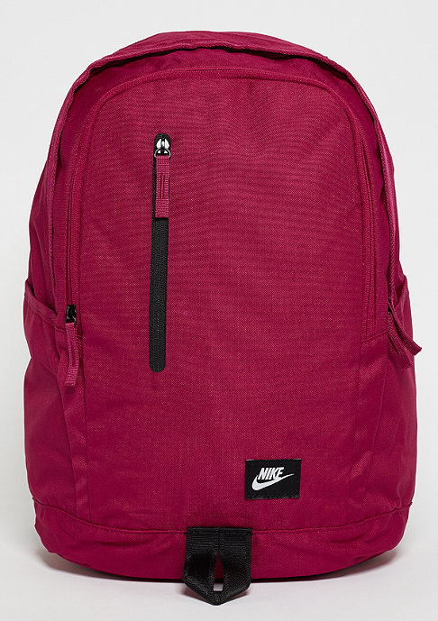 NIKE All Access Soleday noble red/black/white