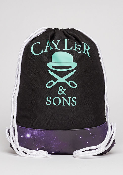 Cayler & Sons C&S WL Gymbag Fly black/purple
