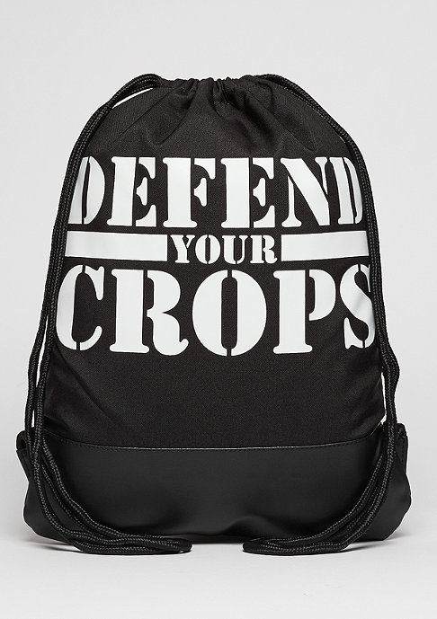 Cayler & Sons C&S GL Gymbag Defend Your Crops green leaves/black