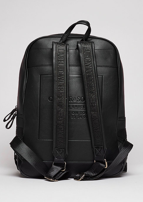 Cayler & Sons Rucksack BL Judgement Day black/woodland/olive