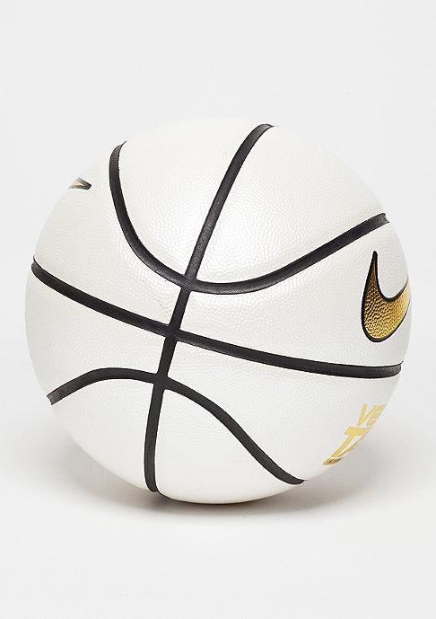 NIKE Basketball Versa Tack white/white/black