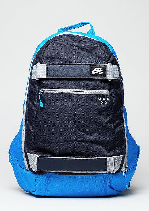 NIKE SB Rucksack Embarca Medium photo blue/obsidian/wolfgrey