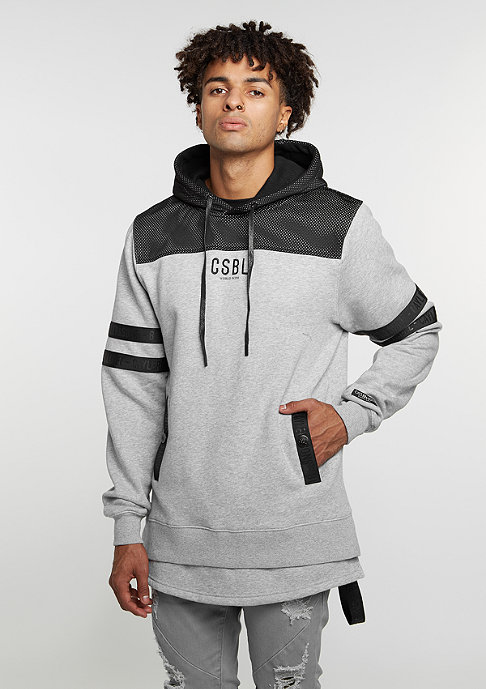 Cayler & Sons C&S BL Hoody Judgement Day grey heather/black