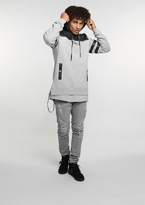 Cayler & Sons Hooded-Sweatshirt BL Judgement Day grey heather/black