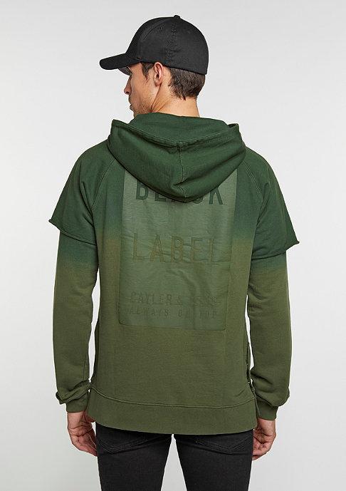 Cayler & Sons Hooded-Sweatshirt BL JL washed olive/olive