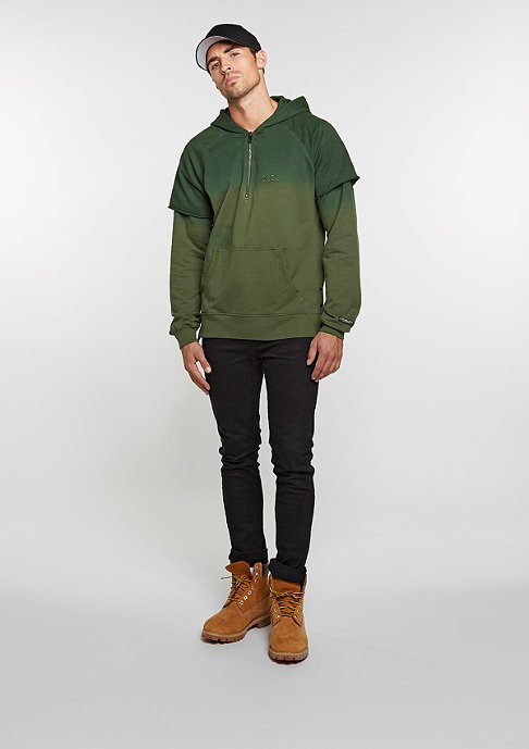 Cayler & Sons Hooded-Sweatshirt BL JL washed olive/olive