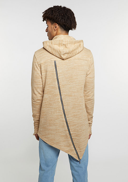 Cayler & Sons Hooded-Sweatshirt BL Severoz sand/white