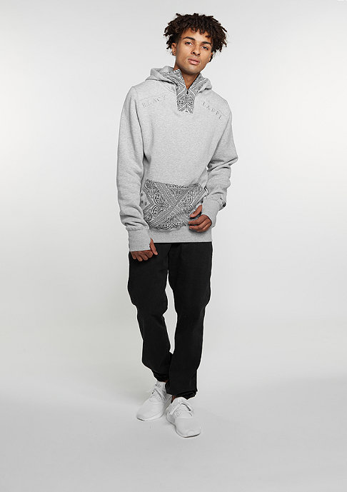 Cayler & Sons Hooded-Sweatshirt BL Bumrush grey/black