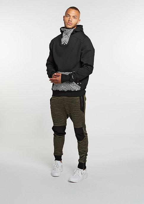 Cayler & Sons Hooded-Sweatshirt BL Bumrush black/white