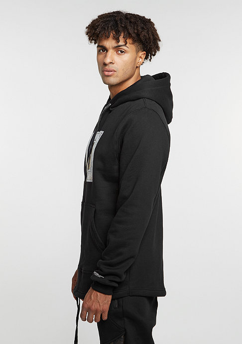 Cayler & Sons C&S BL Hoody Paiz Curved black/woodland/white