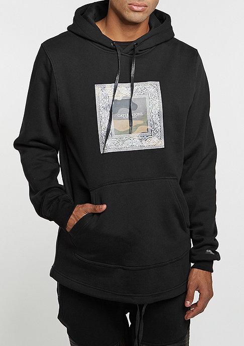 Cayler & Sons Hooded-Sweatshirt BL Paiz Curved black/woodland/white