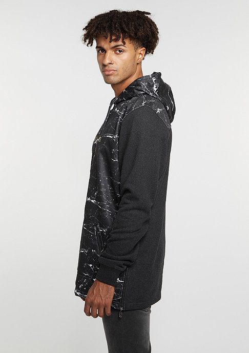 Cayler & Sons C&S WL Hoody Infintiy Long black marble/gold